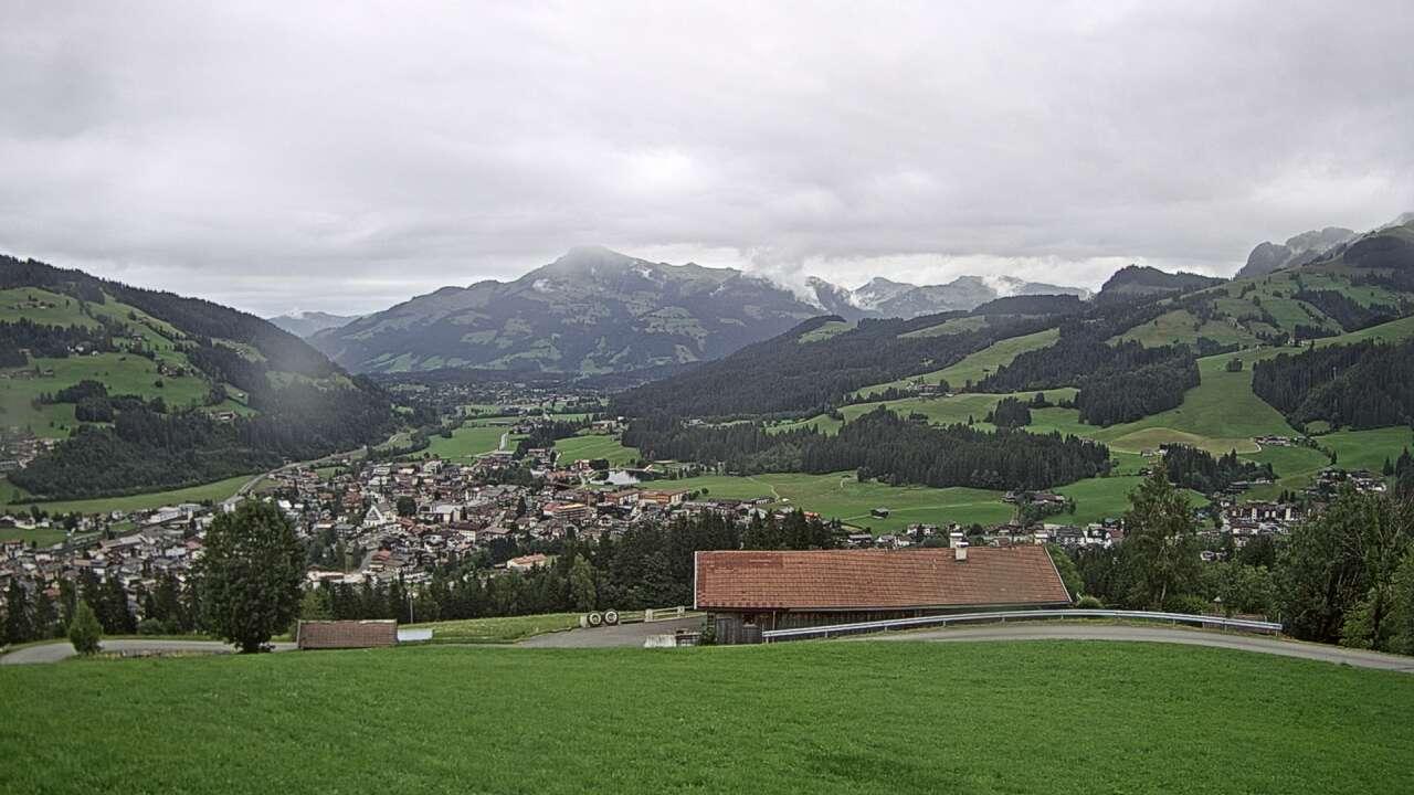 Webcam Rodelbahn Gaisberg