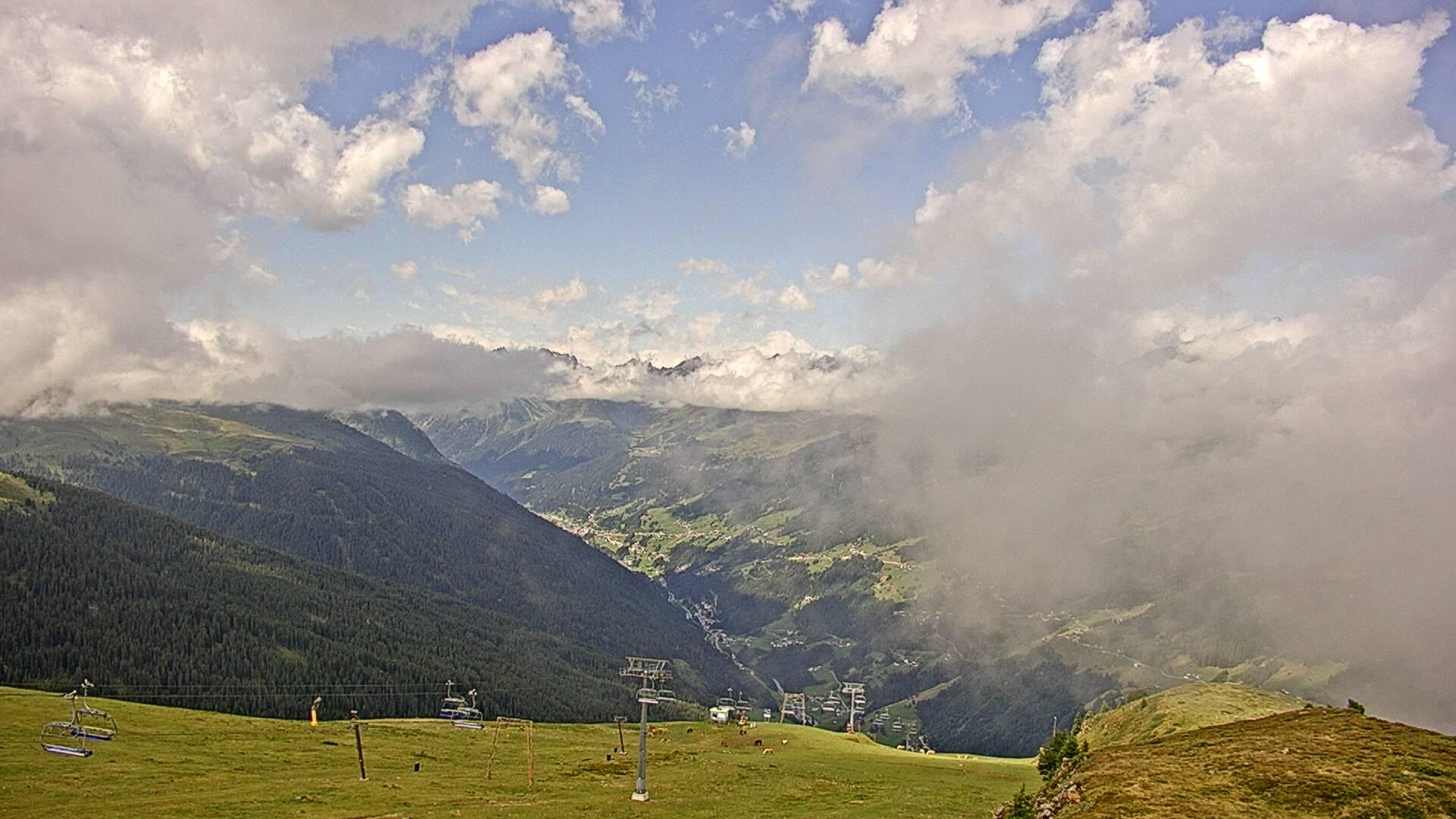 Live Cam Zeinis Berg (c) Bergbahnen